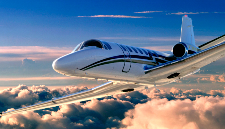 ExpertJet Tip to Tail Certification for safety. Charter jet trips anytime anywhere.